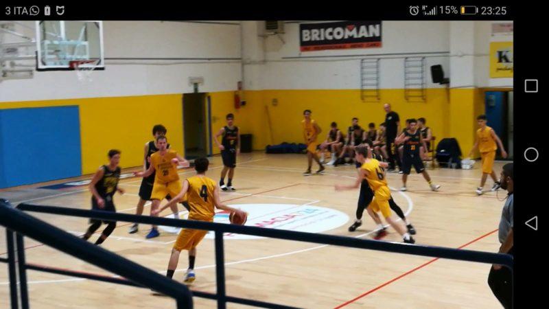 U18 silver: Millemiglia basket 86 Orbassano vince..