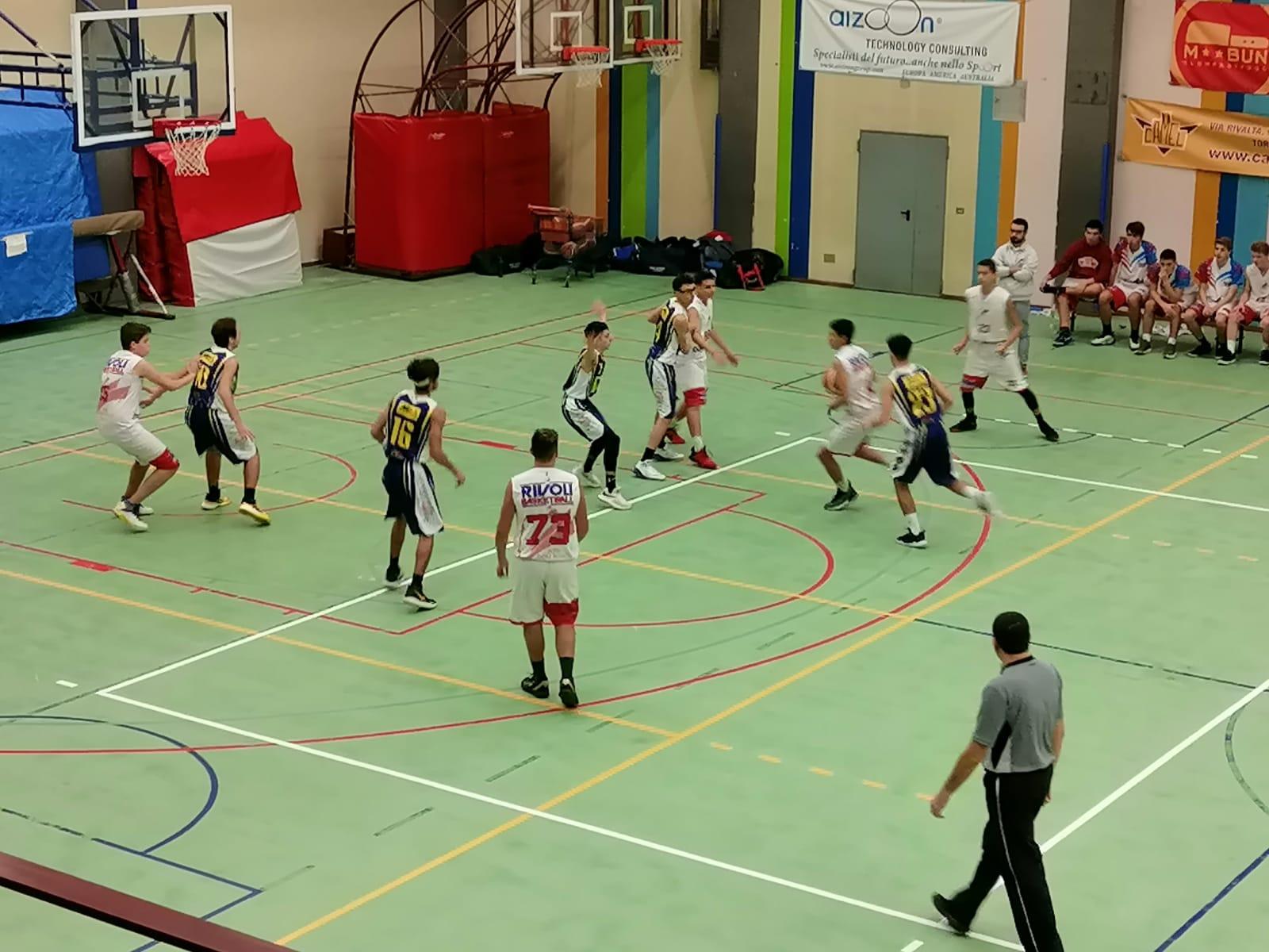 """U18 silver: pur non andando a """"Millemiglia"""" B86 Orbassano vince con Don Bosco Rivoli"""