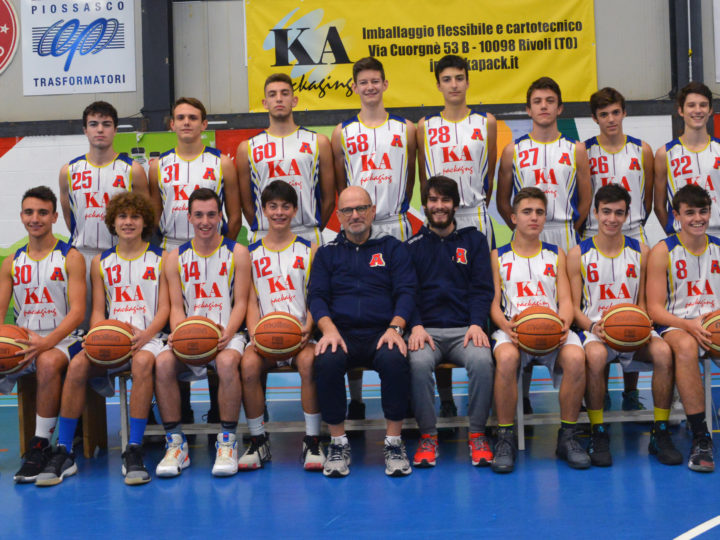 U18 Gold: Ka Packaging Area Pro 2020 qualificata al girone Top.
