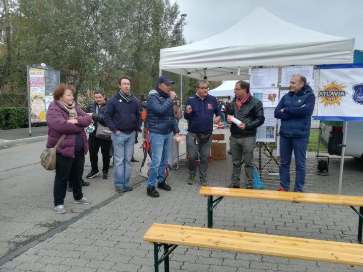 """Comunicato FIP per campagna senza plastica. Festa d'autunno a Piossasco: successo allo stand """"Alter Area Pro 2020"""""""