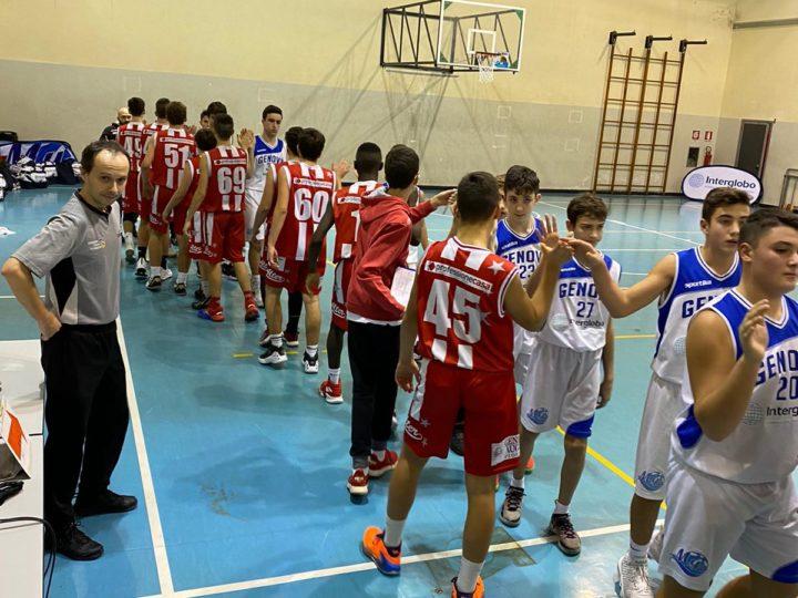 Under 15 Ecc: Vittoria a Genova e si attacca il girone top.