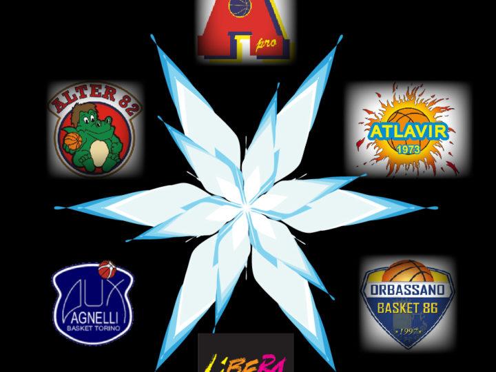 """Festa di Natale Area Pro 2020 """"Sport scuola di vita"""""""
