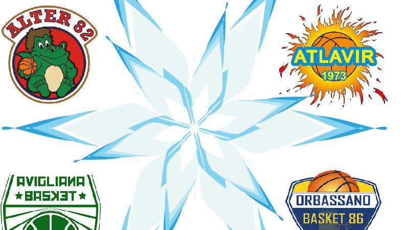 """Festa di Natale Area Pro 2020: """"SPORT SCUOLA DI VITA"""", Lunedì 23 dicembre 2019 ore 18.00, palasport di Piossasco."""
