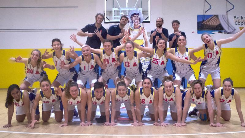 Il basket femminile