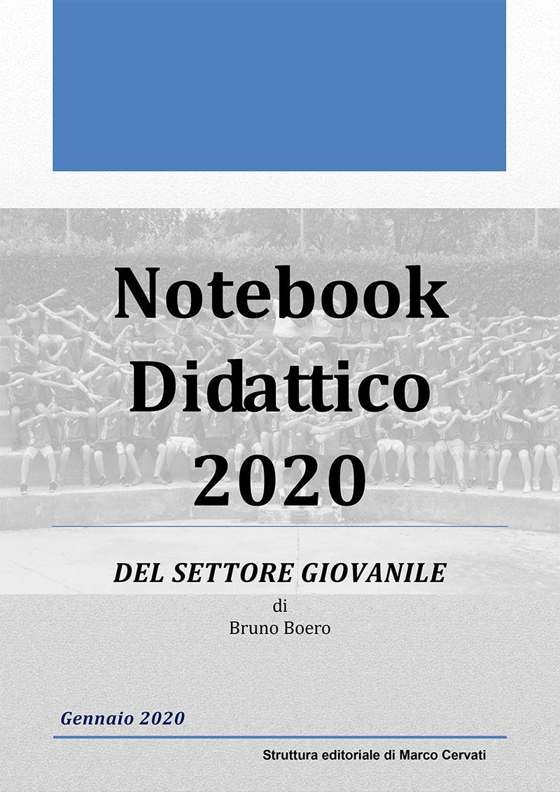 Notebook Didattico di Bruno Boero