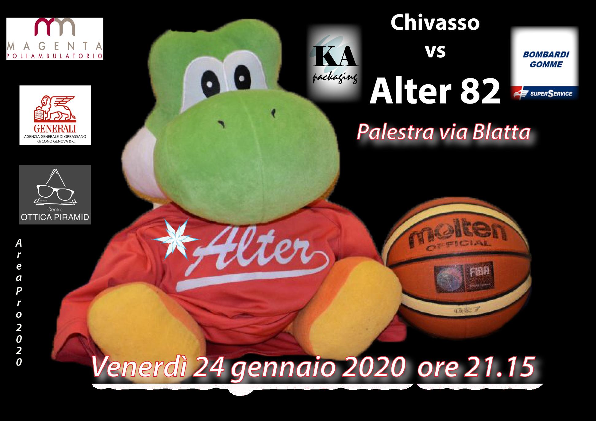 """Serie C: """"di Venerdi"""" in trasferta a Chivasso. Atlavir in casa contro la Beinaschese."""