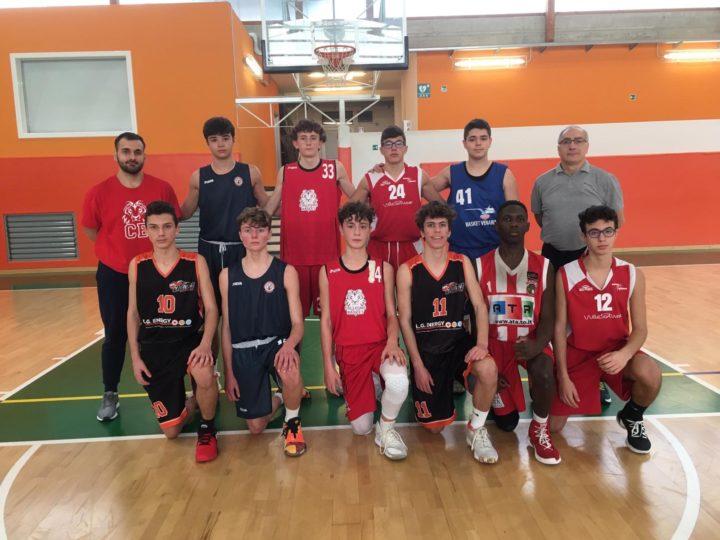 Trofeo delle Province a Venaria con Cabodi e coach Matera nel Piemonte Ovest.