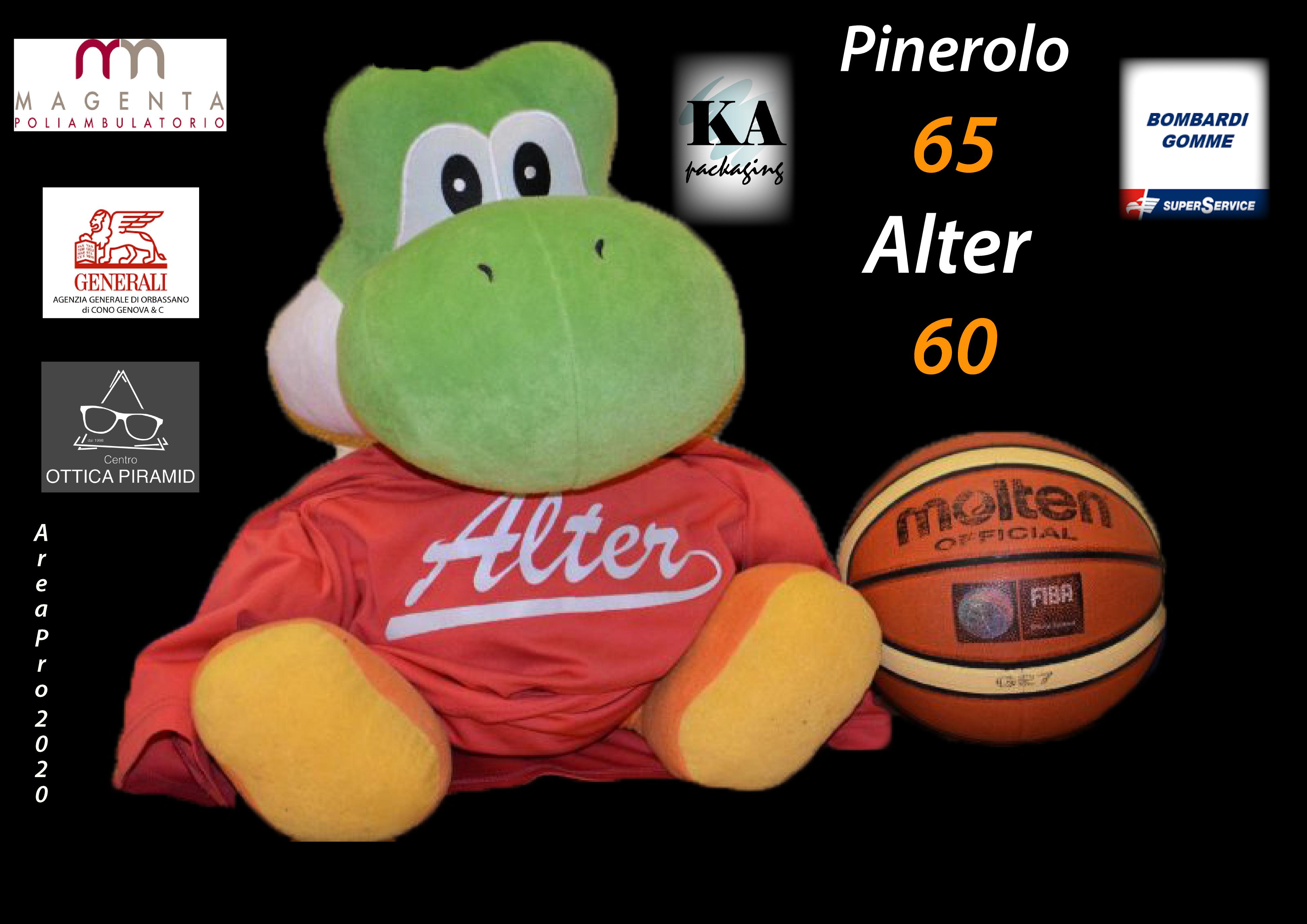 Serie C: Alter inciampa con il Pinerolo