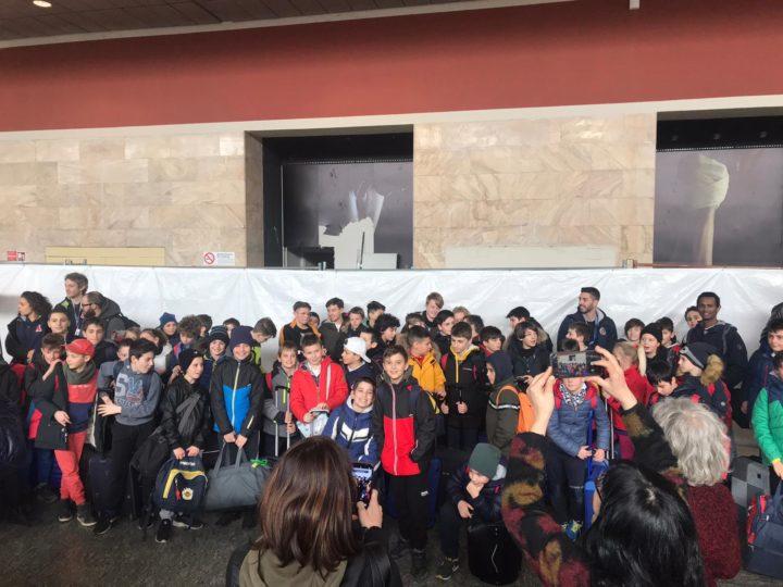 """Serie C: venerdi 21 Alter ad Arona. Presenti 80 bambini/e di Alter-Area Pro che partecipano alla """"Carnival Cup"""""""