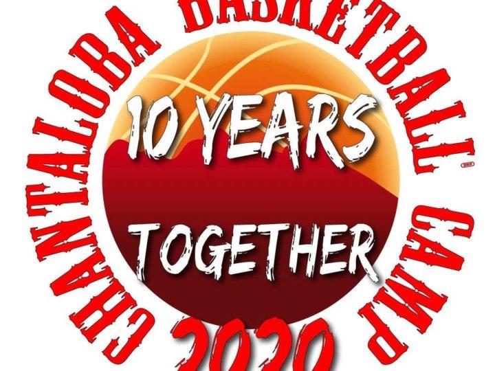 ANNULLATO.Attività estive: centro estivo, minibasket camp e Chantaloba Camp 2020.