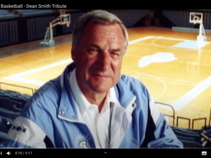 Carolina Basketball: Dean Smith Tribute