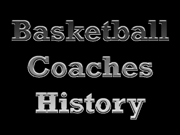 I coach nella storia del basket