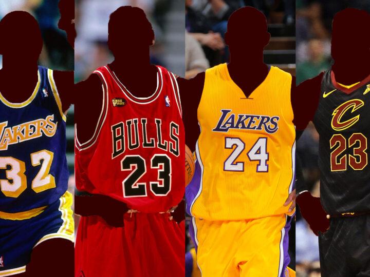 Gioco dei quintetti NBA: Qual'è il giocatore più forte di sempre ? Quale quintetto del passato potrebbe competere con i campioni di oggi ?