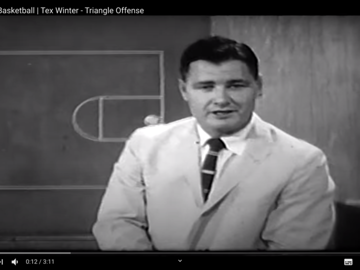 K-State Basketball: Tex Winter