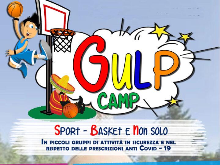 Pre iscrizione al Gulp Camp