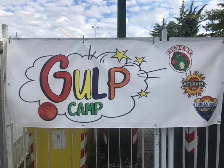 Benvenuti al Gulp Camp. finalmente insieme, con prudenza, ma insieme!