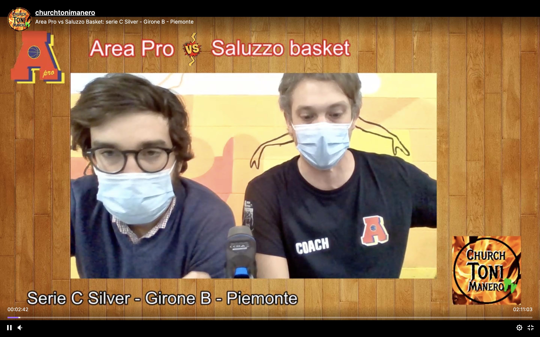"""""""churchtonimanero tweb"""": dirette, notizie, interviste e commenti in video di AreaPro2020."""