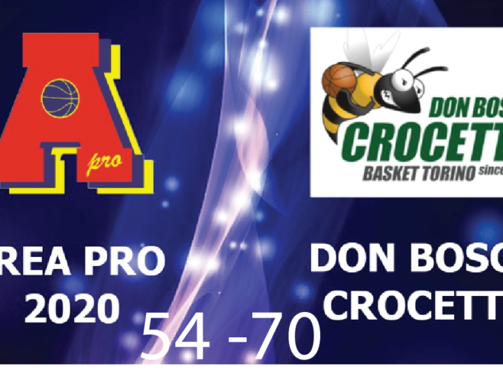 Under 13 Elite: Crocetta su AreaPro2020