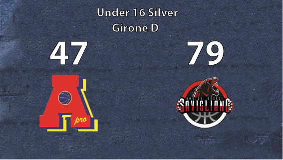 Under 16 silver: Savigliano vince vs Area Pro 2020