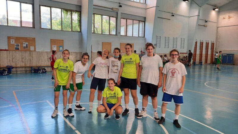 3×3 FIP femminile u14 e u16:  qualificate alle finali regionali l'under 14..complimenti!!