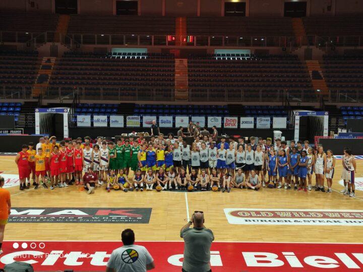 Finali regionali 3×3 a Biella:  impegnate le formazioni under maschile e femminile di Area Pro 2020.