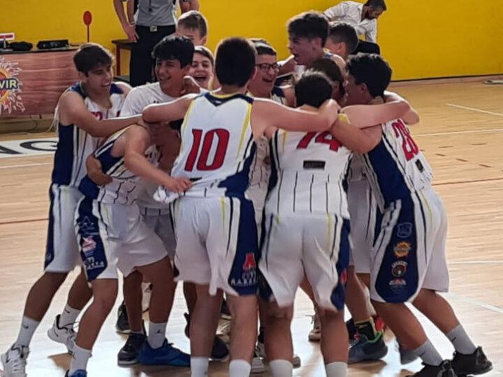 Under 15 silver Campione Regionale Piemonte 2020-2021..Bravi!!