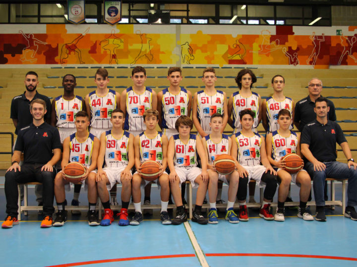 U15 Eccellenza lesson one: Guys, don't forget !
