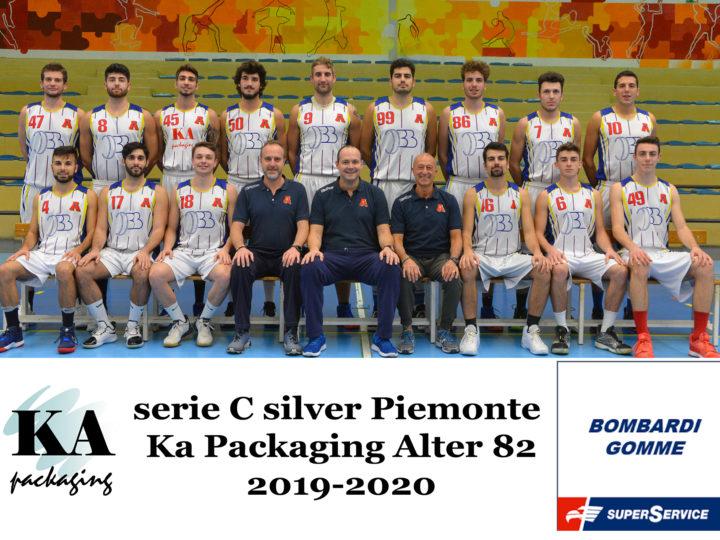 Serie C Silver Ka Packaging Alter 2019-2020