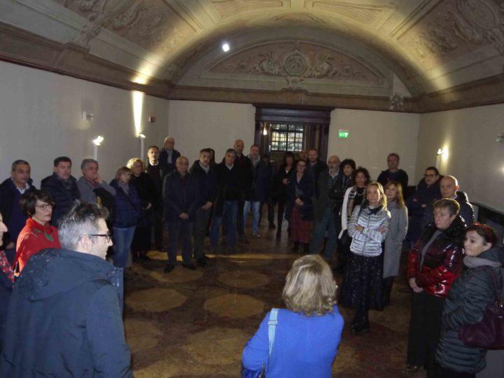 AREA PRO 2020 ospite del Castello degli Orsini a Rivalta