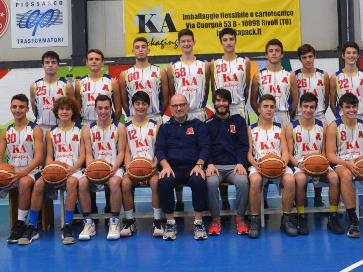 U18 Gold: Ka Packaging Area Pro 2020 qualificata al girone Top.