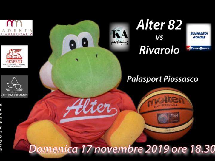 Serie C: Arriva Rivarolo al Palasport. Serie D: Gators-Atlavir  74-58