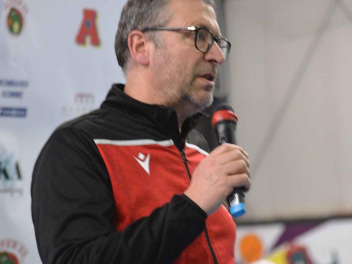 Coach Stefano Bizzozi: una gran lezione di vita e di sport