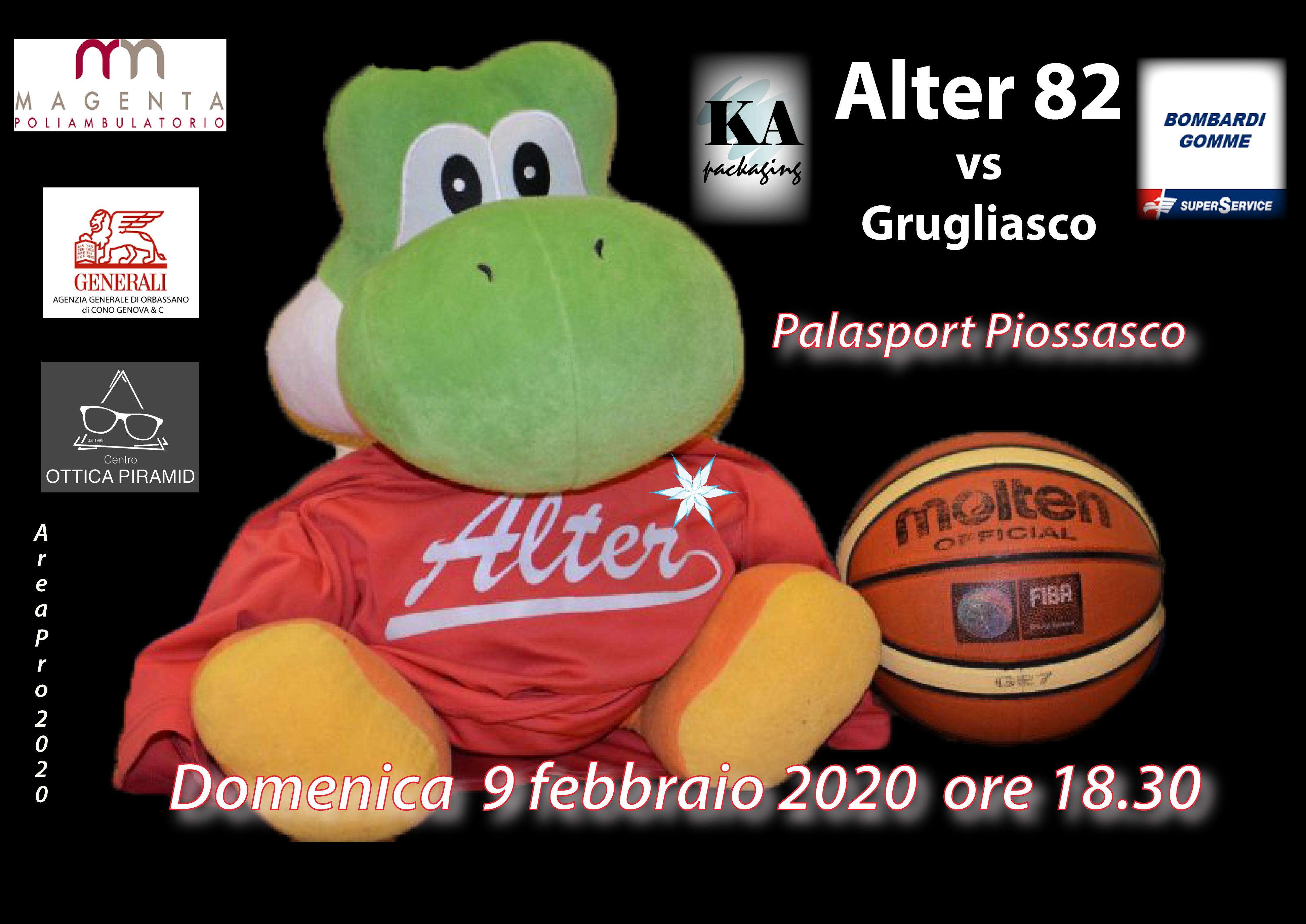 Serie C: Alter vs Grugliasco. Serie D: Atlavir vs Mondovì.