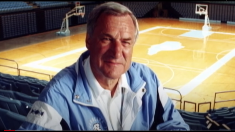 Carolina Basketball: Dean Smith Tribute