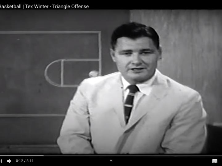 K-State Basketball: Tex Winter
