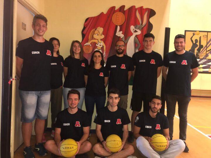 Minibasket 2020-2021:Alter, Atlavir, Basket 86 e Area Pro 2020,  pronti ad abbracciarsi sempre più forte…al via il piano di riavvio.