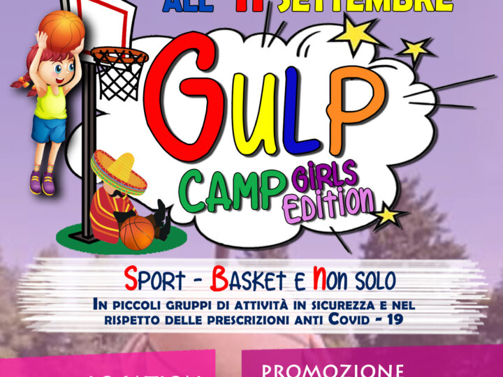 Gulp Camp Girls Edition