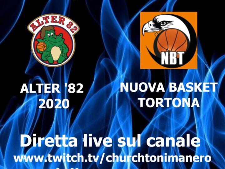 Promozione Maschile: venerdi 30 aprile ospita Nuova Basket Tortona