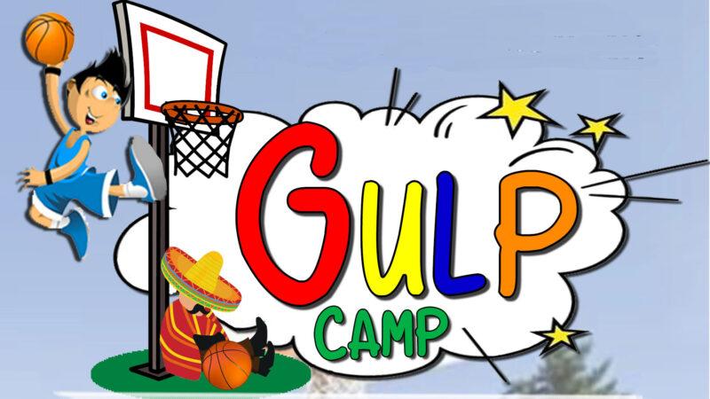 Iscrizione Gulp Camp, fino 8 Giugno 2021