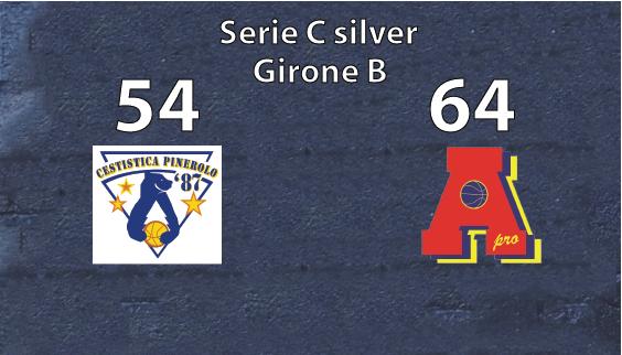 serie C : Area Pro 2020 vince con Pinerolo