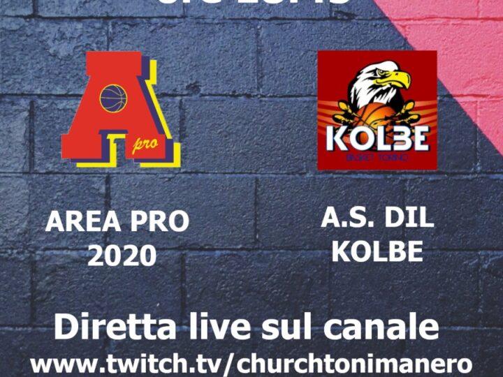 Serie C: Arriva il Kolbe To…partita da vivere e vedere i giovani all'opera!!