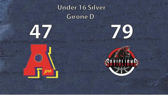 Under 16 silver: Savigliano vince vs Area Pro 2020