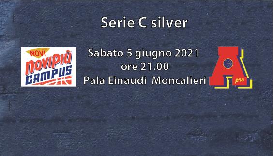 Serie C:  Campus Novipiù vs Area Pro 2020