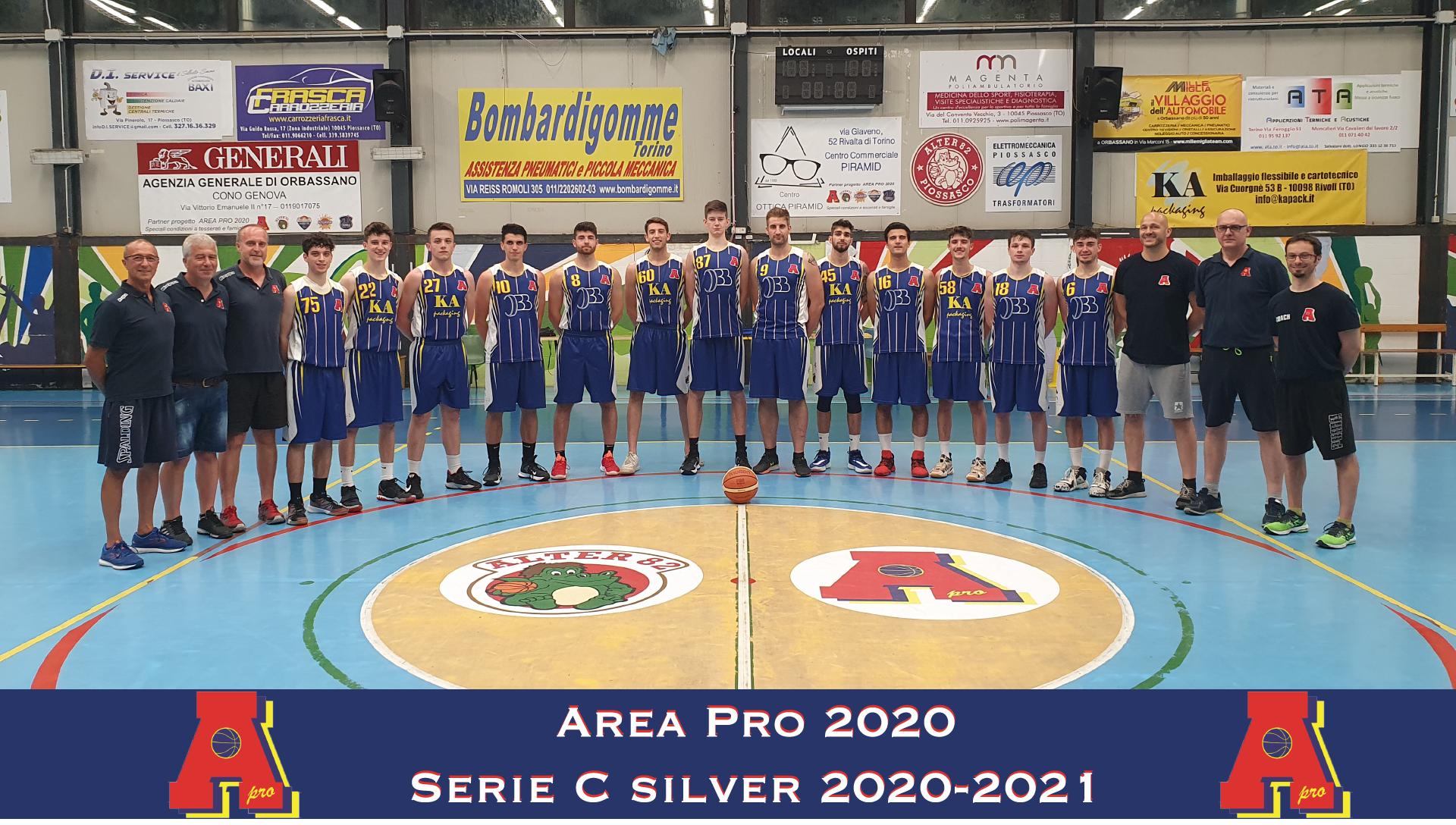C Silver Area Pro 2020