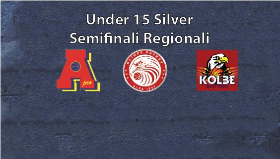 Under 15 silver: AreaPro2020 accede alle semifinali  regionali: il calendario