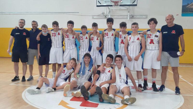 Under 15 silver, Finale Titolo Regionale venerdì 2 luglio al Palasangone di Rivalta contro Derthona.