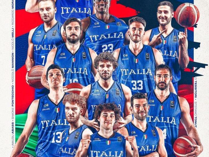 Immensa Italia alle olimpiadi dopo 17 anni: grande Meo! la pallacanestro è tornata!! Italia-Germania 25-07-2021 ore 6.40..