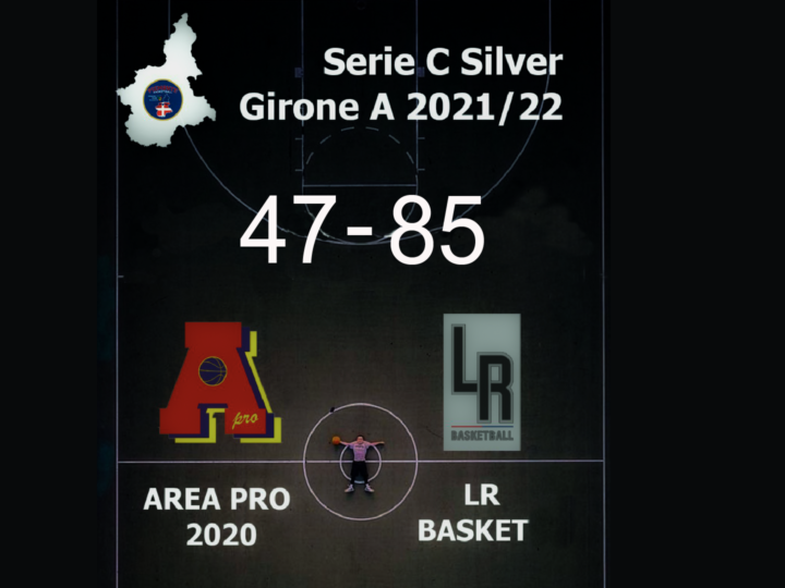 Serie C: LR Basket vince con Area Pro 2020.