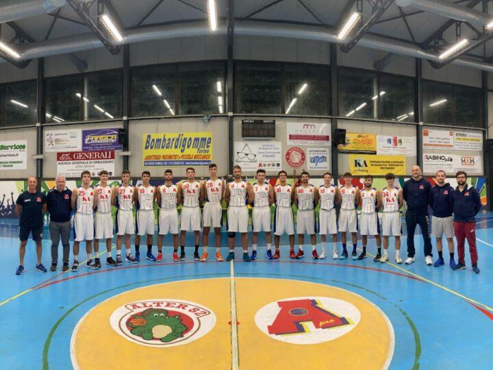 Serie C Silver: si inizia Domenica 17 ottobre 2021 contro LR Basket Bra.